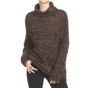 Free People she's all that turtleneck sweater